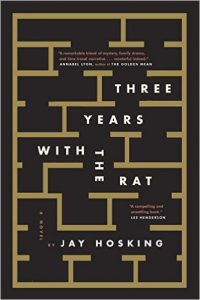 Three Years With The Rat by Jay Hosking Hamish Hamilton, 288 pages