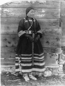 Blackfoot woman