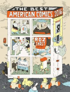 Best American Comics_Cover